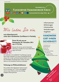 Magazin-Fleckebyer Handwerkerkreis-Titel-2011-11
