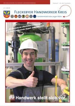 Magazin-Fleckebyer Handwerkerkreis-Titel-2015-2