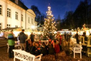 Weihnachtsmarkt-Louisenlund-Fleckebyer-Handwerkerkreis