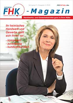 Fleckender Handwerkerkreis Magazin -Titel-2018-1