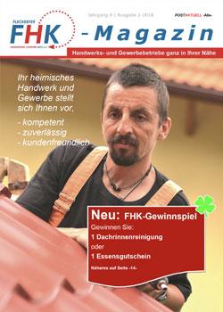 FHK Magazin-Titel Ausgabe 2-18